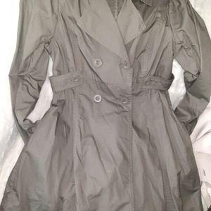 Light jacket green size L